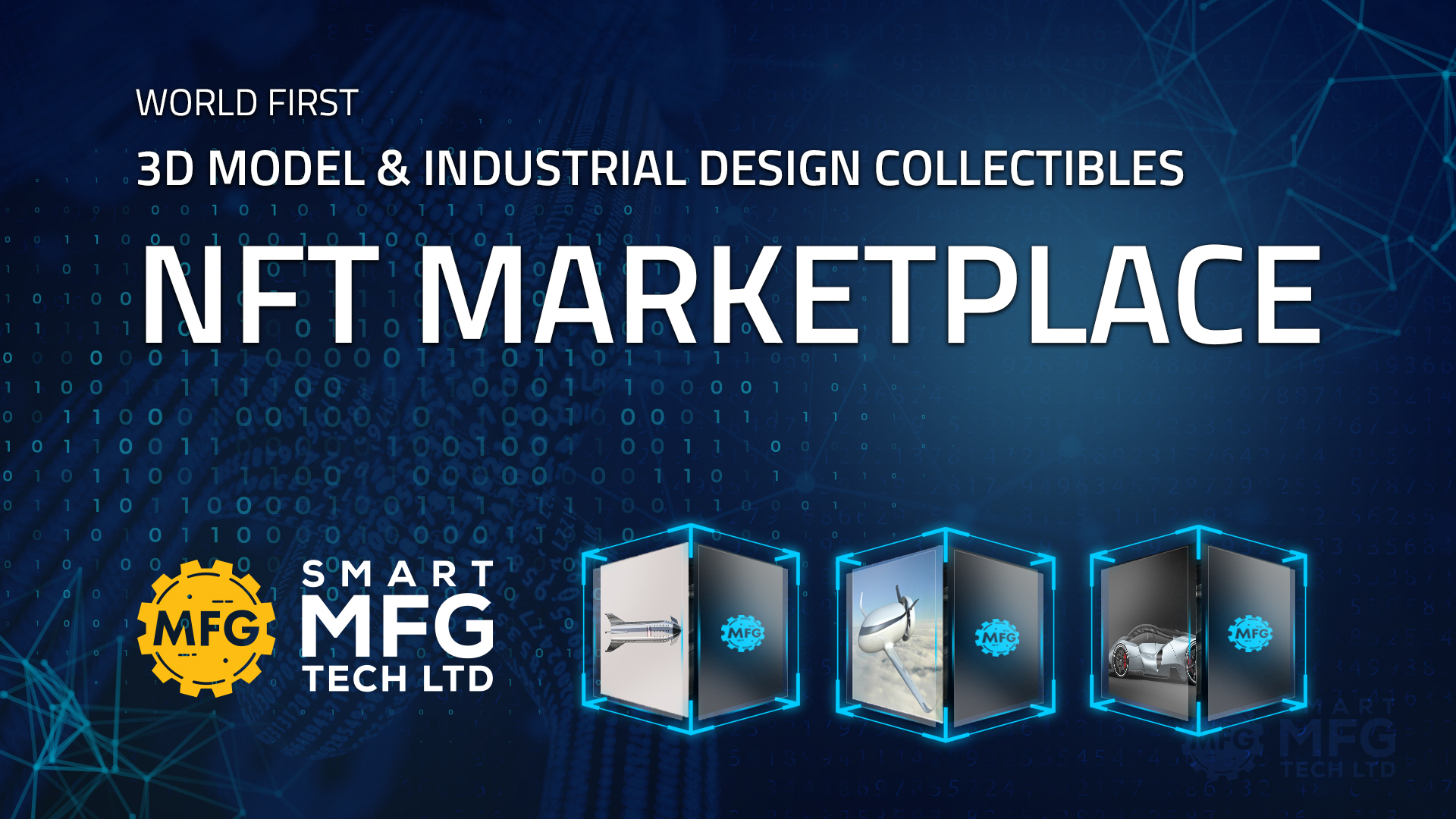 smart-mfg-nft-3dmodel-industrial-design-marketplace